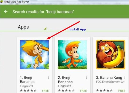 game benji banana download