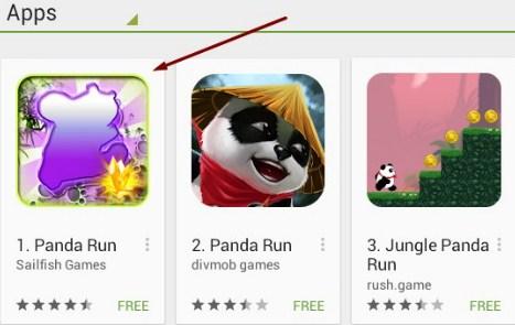game panda run on pc