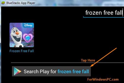 frozen free windows game
