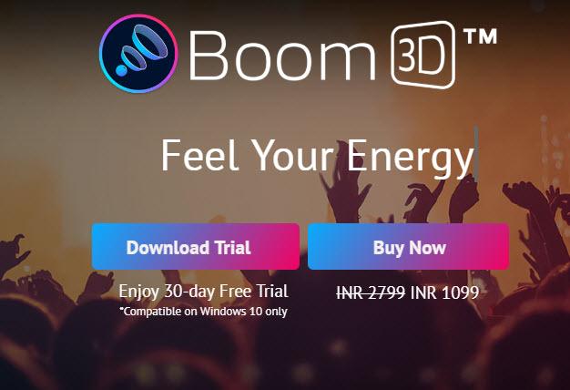 boom 3d music