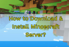 how to Download Minecraft Server Windows 10 & MAC