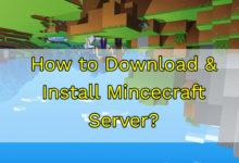 how to Download Minecraft Server Windows 10 & MAC